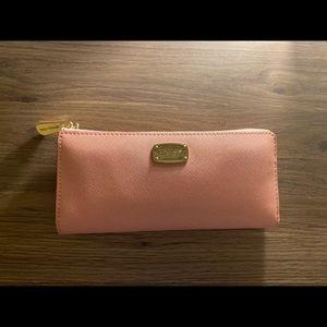 Baby Pink Michael Kors Wallet